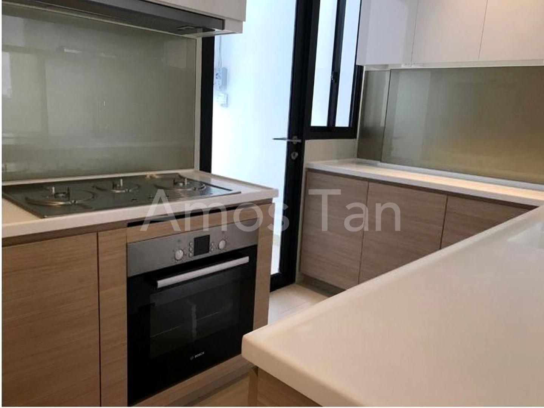 Enclosed Wet Kitchen