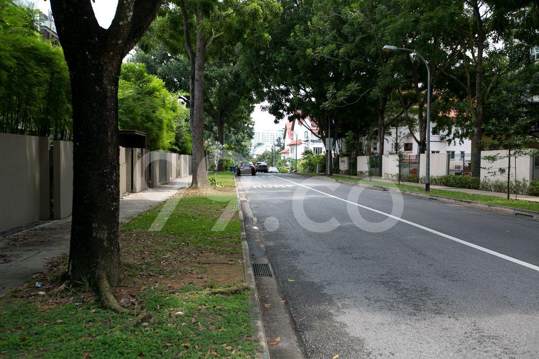 The Floravale  Street