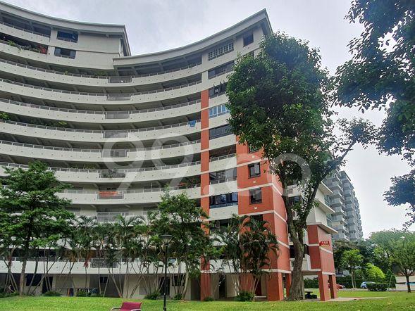 HDB-Hougang Block 158 HDB-Hougang