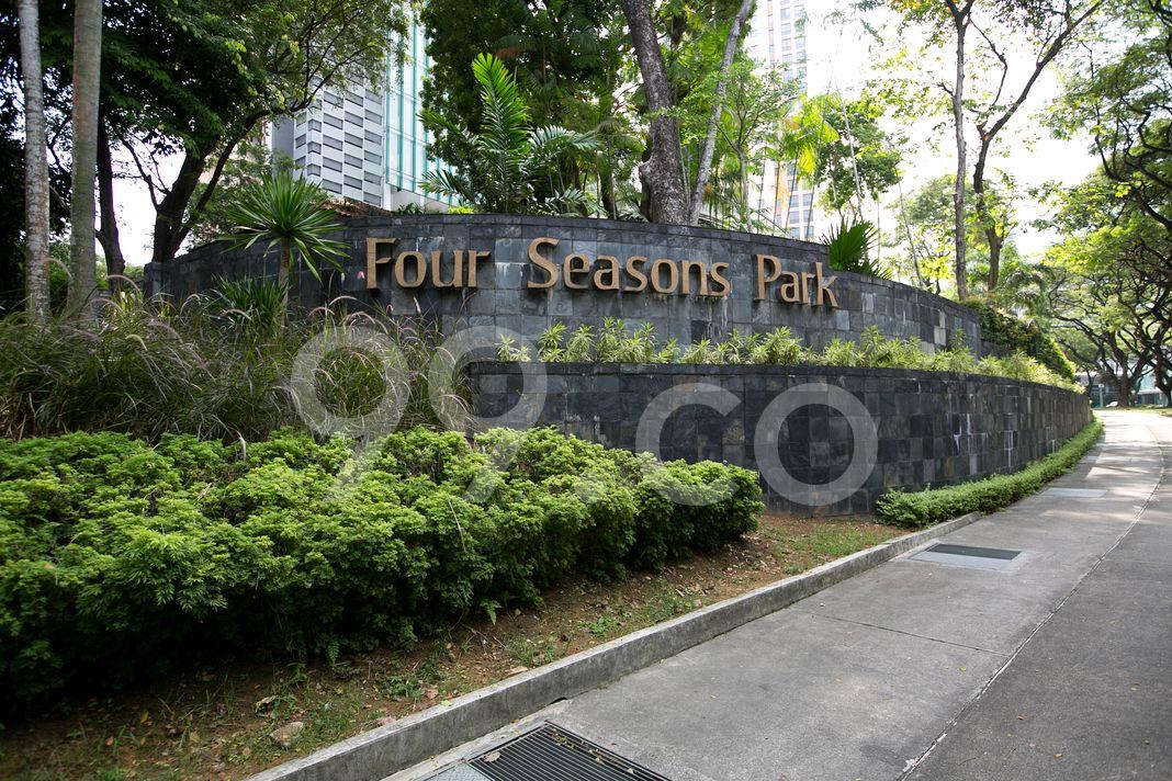 Four Seasons Park  Logo