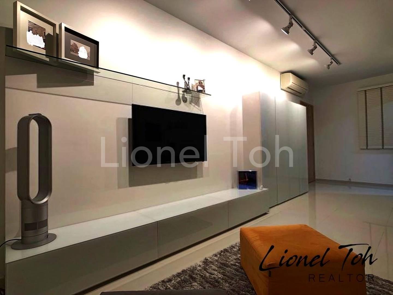 Esparina Residences Living - Lionel Toh Realtor