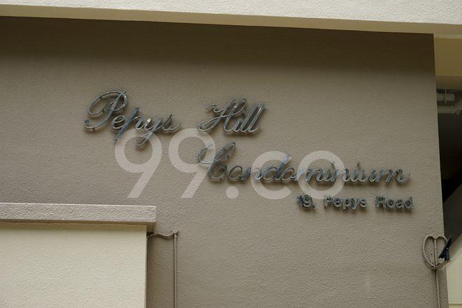 Pepys Hill Condominium Pepys Hill Condominium - Logo