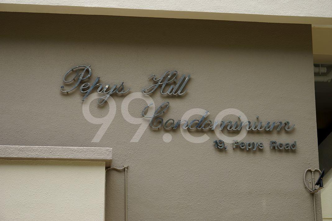 Pepys Hill Condominium  Logo