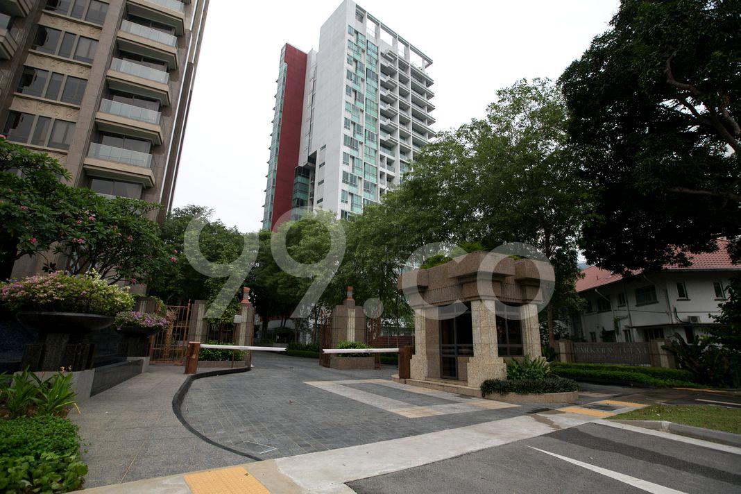 Parkview Eclat  Entrance