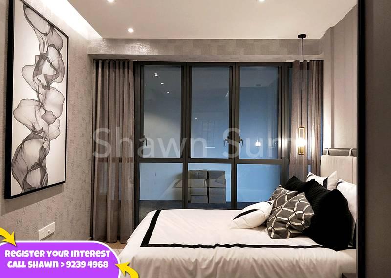 Show Unit - Bedroom 2