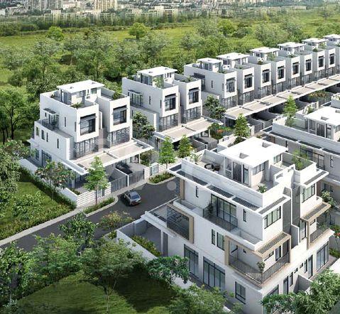 Luxus Hills Artist's impression