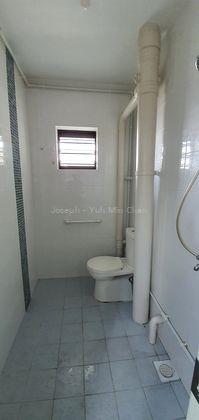 Common Toilet at Kitchen