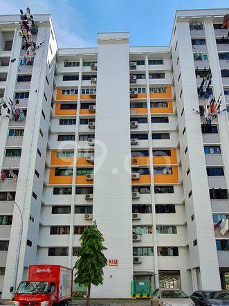 HDB-Hougang Block 351 HDB-Hougang