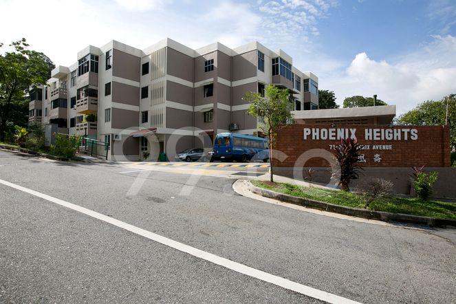 Phoenix Heights Phoenix Heights - Entrance