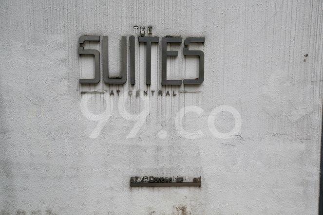 The Suites @ Central The Suites @ Central - Logo
