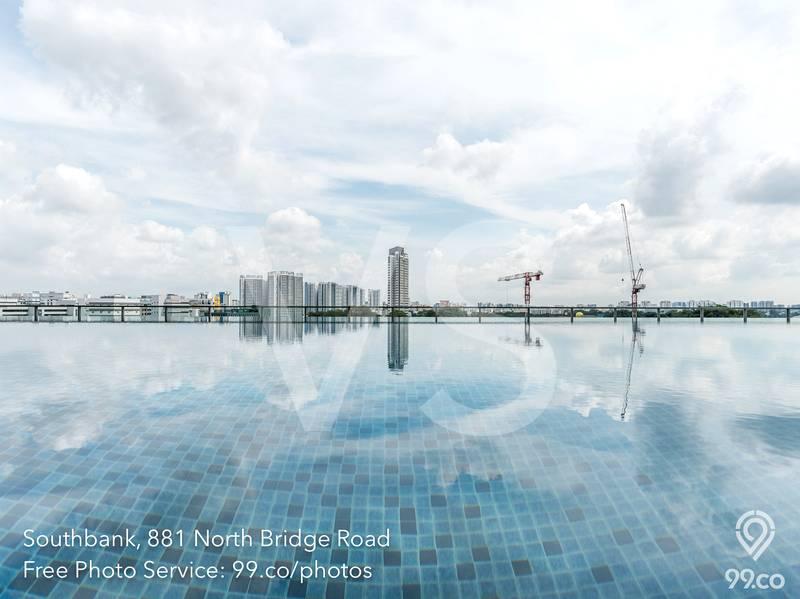 Infinity Pool @ 10th Floor #1