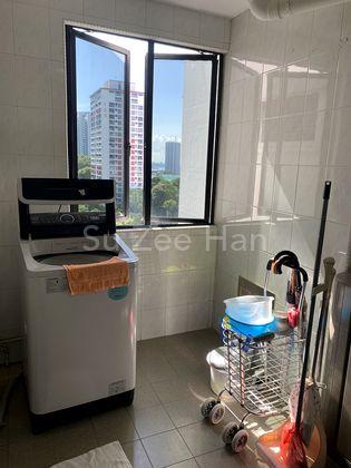 Laundry Area (full-load wash applys)