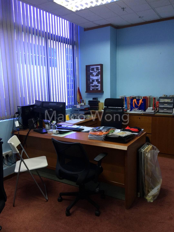 Boss' Office