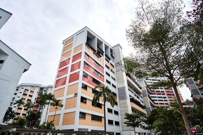 HDB-Potong Pasir Block 139 Potong Pasir