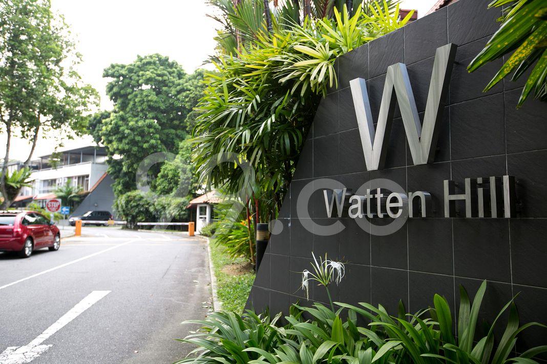 Watten Hill  Logo