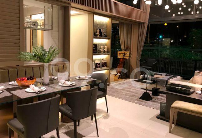 Rivercove Residences Living Room