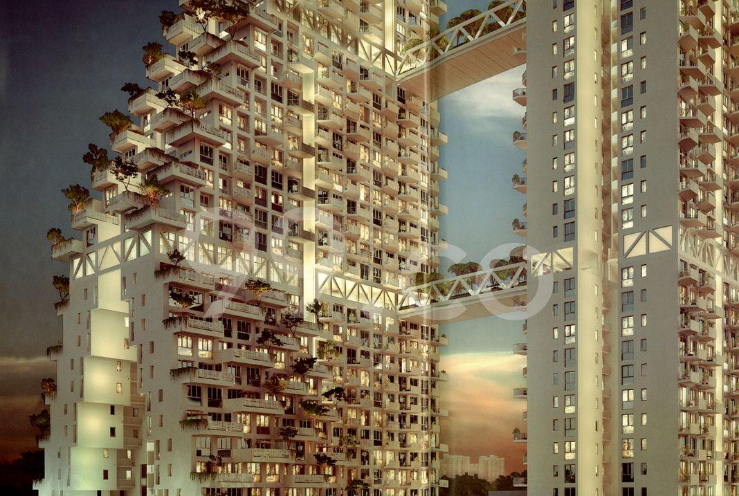 Sky Habitat  Cover