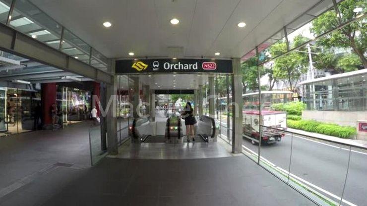 Orchard MRT