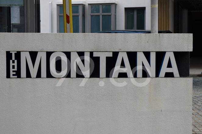 The Montana The Montana - Logo