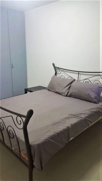 1 bedder - bedroom