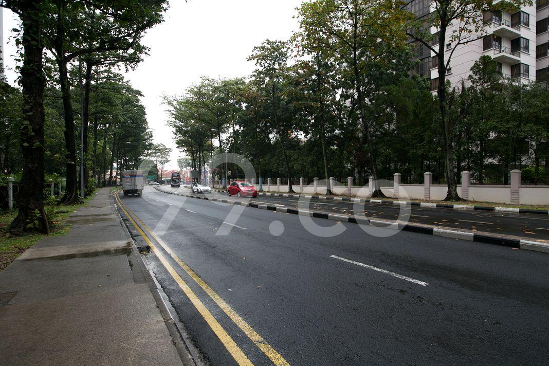 The Mayfair  Street