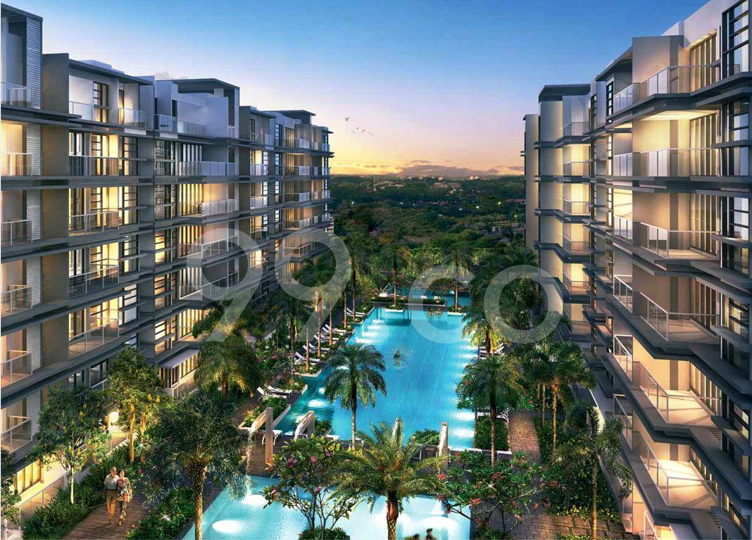 Hedges Park Condominium  Cover