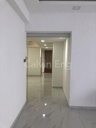 Bedrooms Corridor