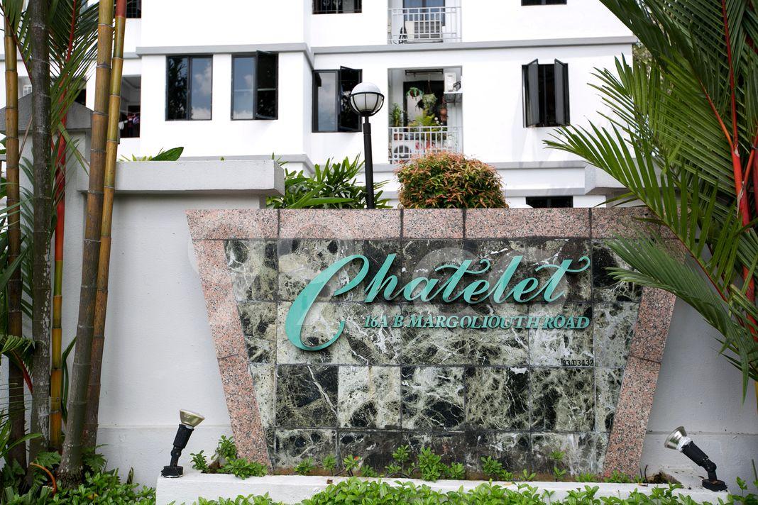 Chatelet  Logo