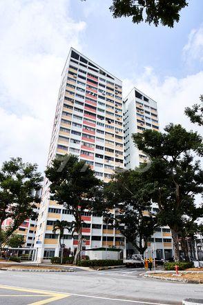 HDB-Potong Pasir Block 122 Potong Pasir