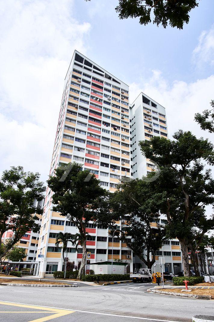 Block 122 Potong Pasir