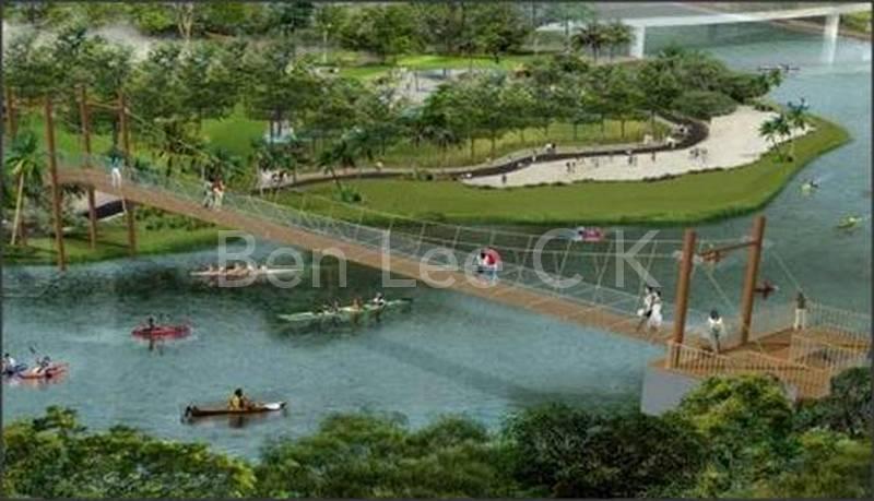 Punggol river connectior