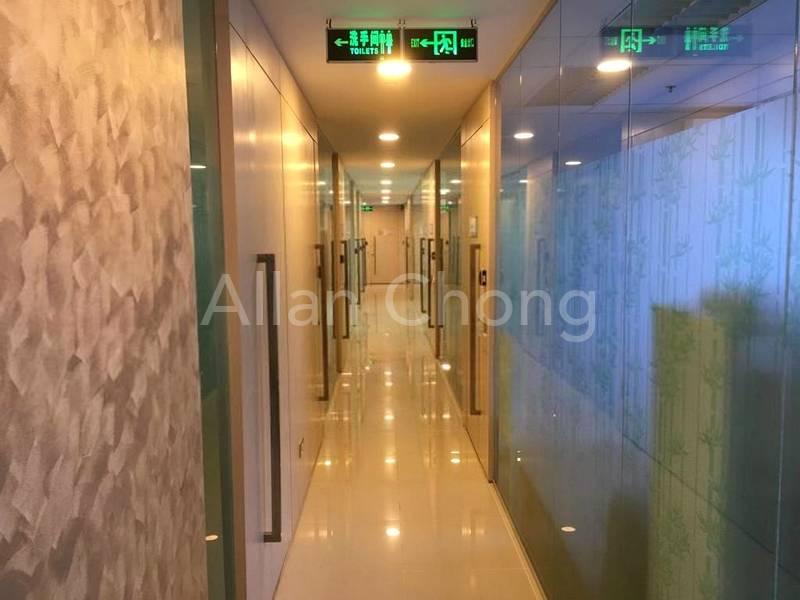 Corridor view 1