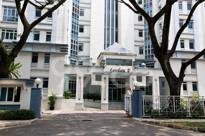 Leedon 2 Leedon 2 - Entrance