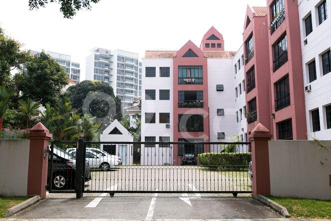 Pin Mansions Pin Mansions - Entrance
