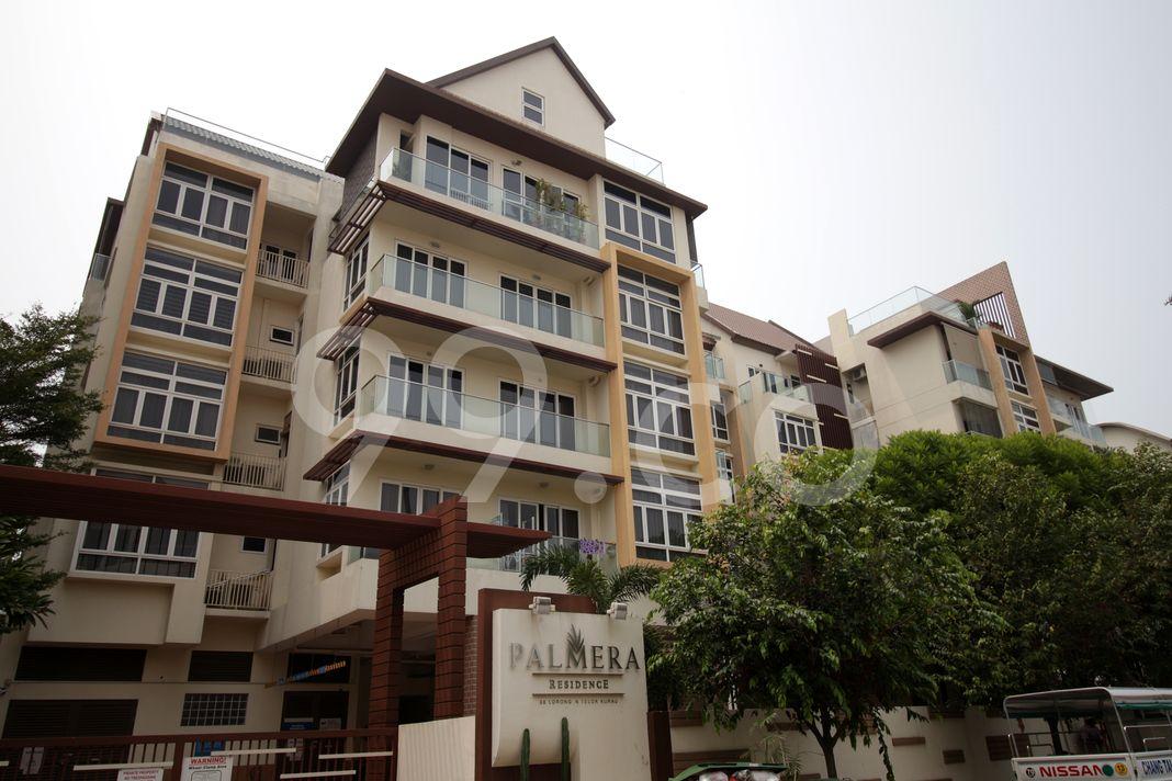 Palmera Residence  Elevation