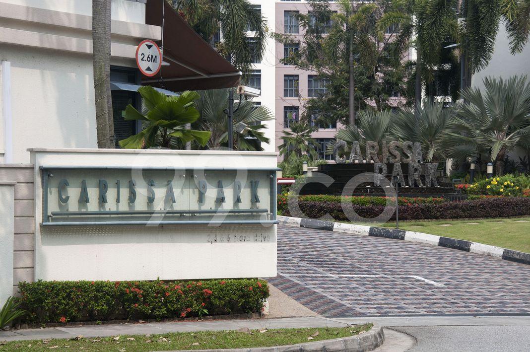 Carissa Park Condominium  Logo