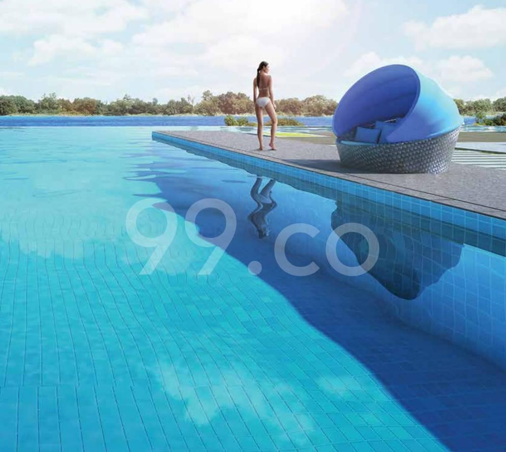The Santorini Pool