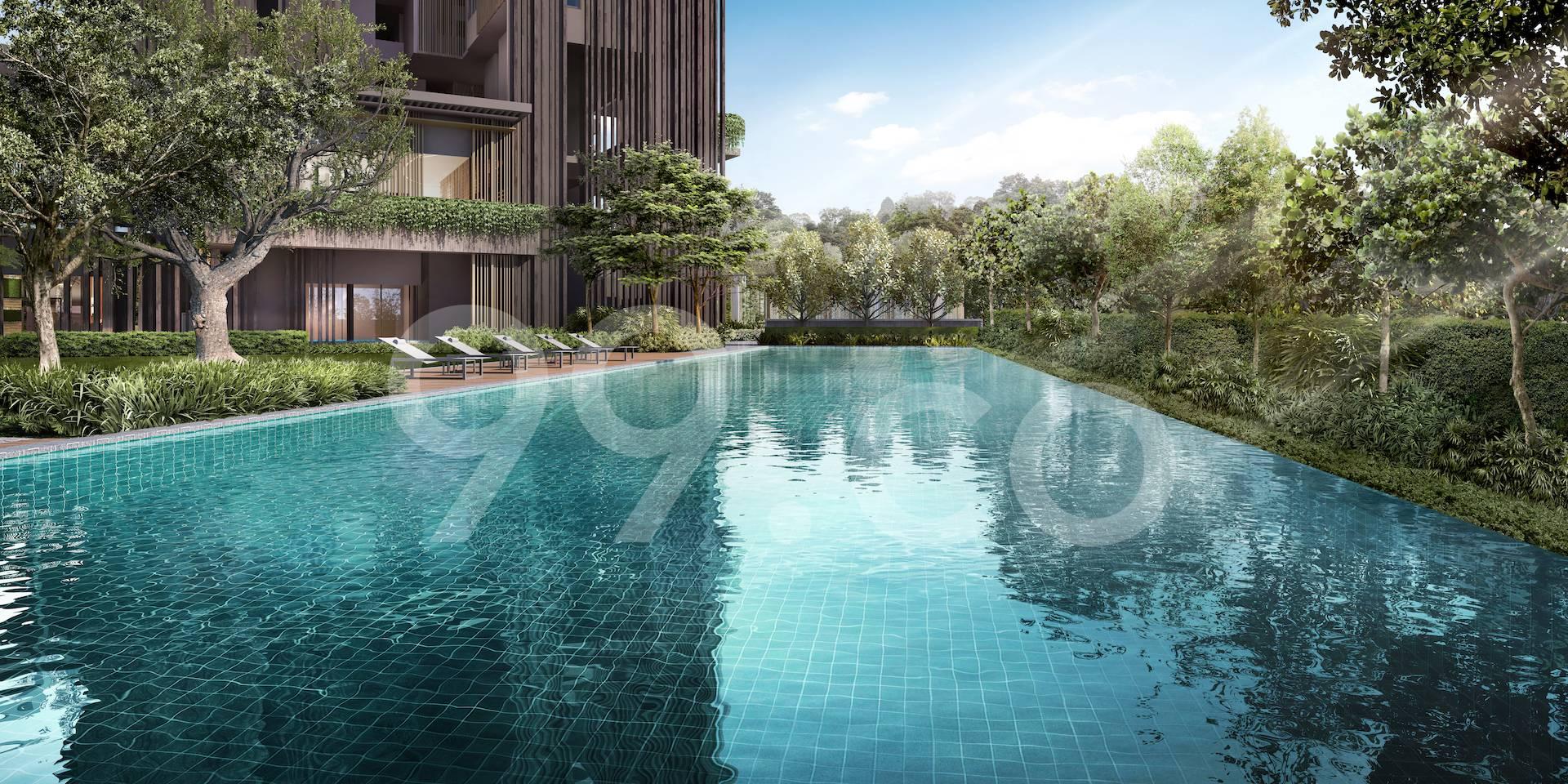 The Avenir Pool