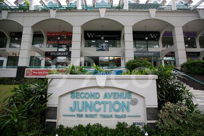 Second Avenue Junction Second Avenue Junction - Logo