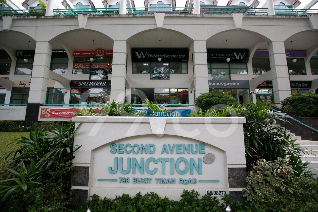 Second Avenue Junction  Logo