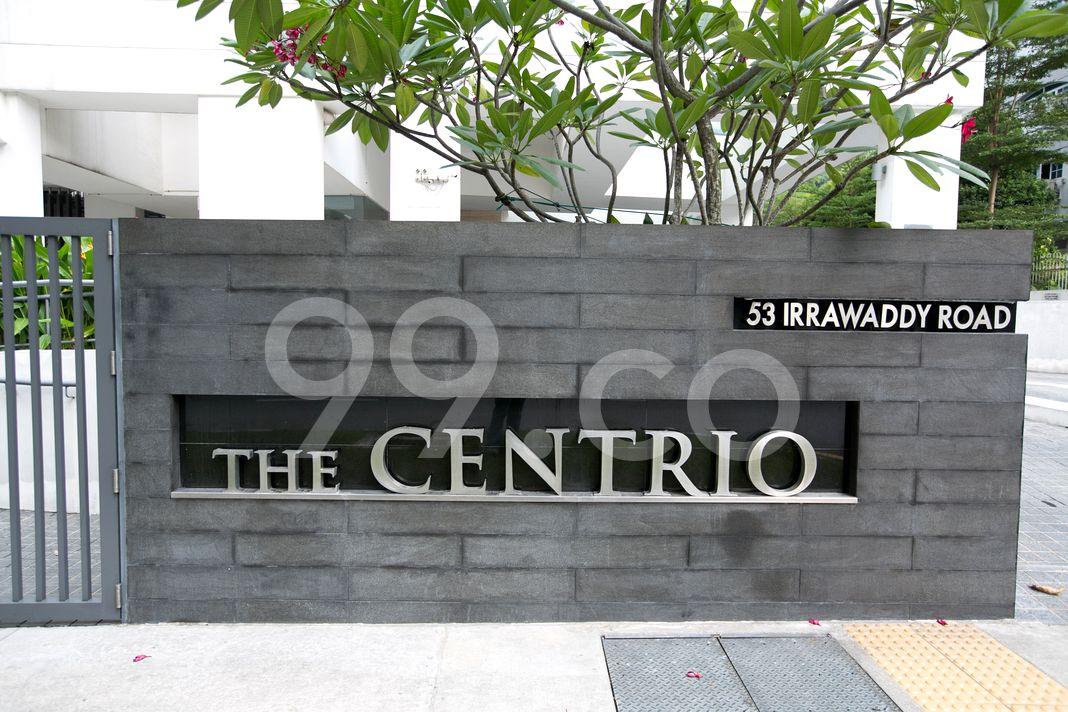 The Centrio  Logo