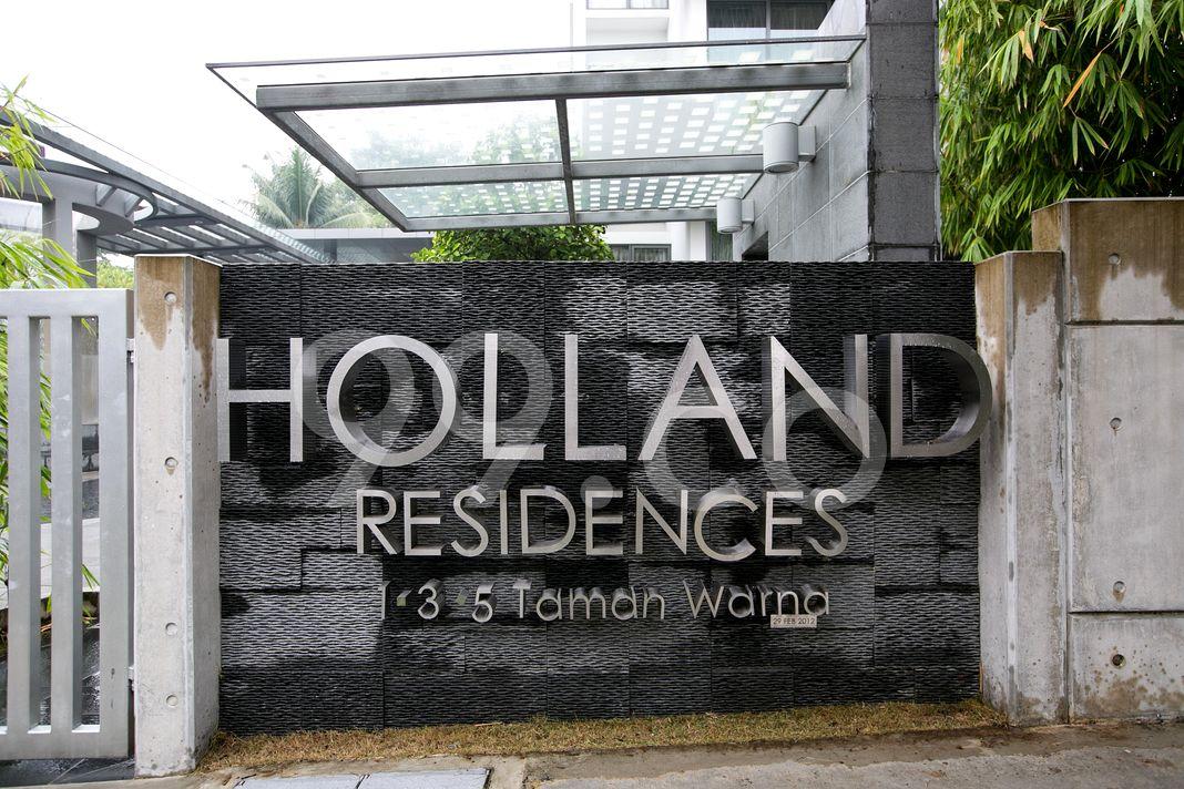 Holland Residences  Logo