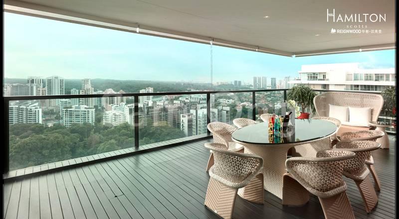 The Multiple Vantage Balcony