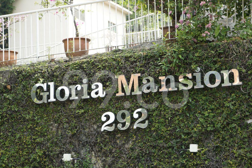Gloria Mansion  Logo
