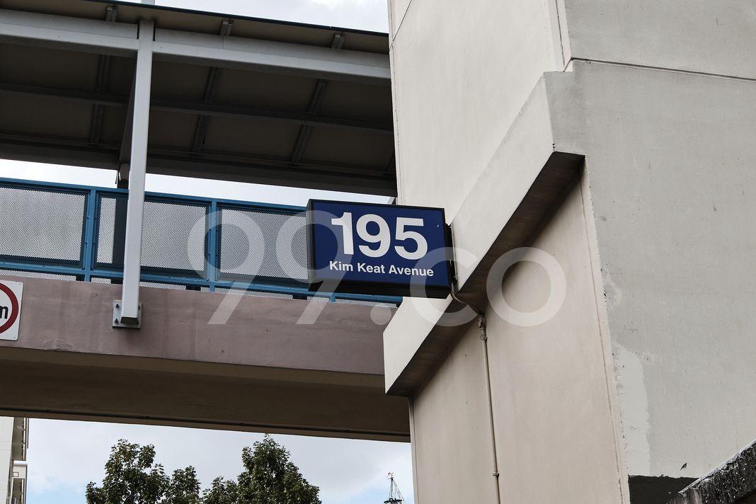 Block 195 Kim Keat View
