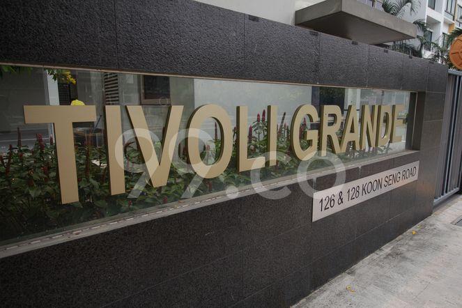 Tivoli Grande Tivoli Grande - Logo