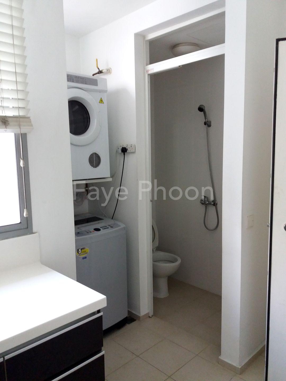 washer+dryer+3rd shower