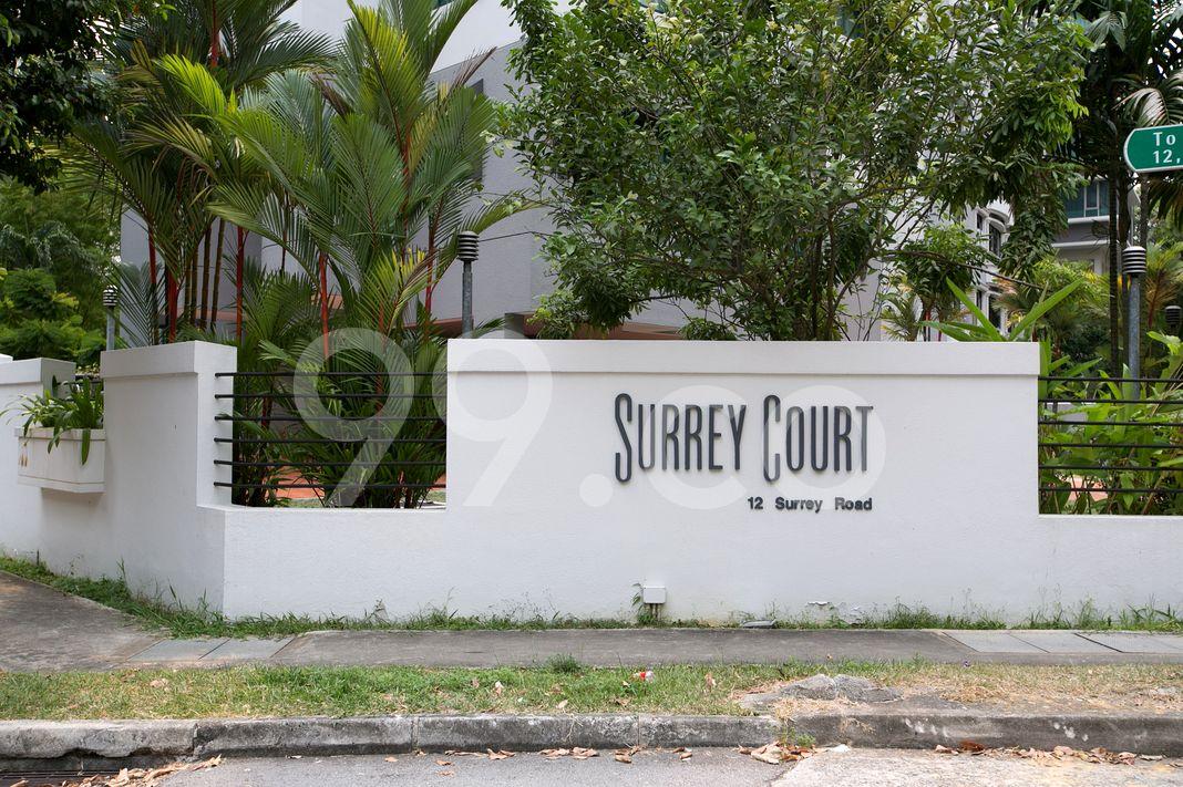 Surrey Court  Logo