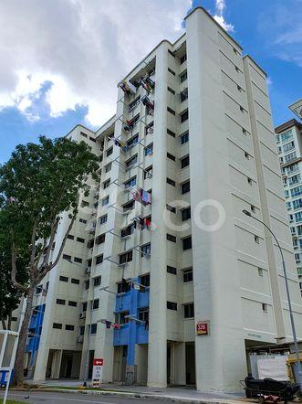 HDB-Hougang Block 326 HDB-Hougang