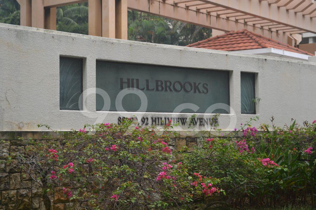 Hillbrooks  Logo